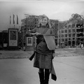 Pvt Luba Rosenowa Berlin July 45 Russian Zone